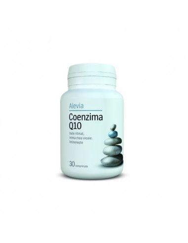 Coenzima Q10 10 mg x 30 comprimate (Alevia)