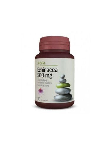 Echinacea 500mg x 30 comprimate (Alevia)