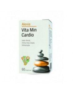Vita Min Cardio x 60 comprimate (Alevia)