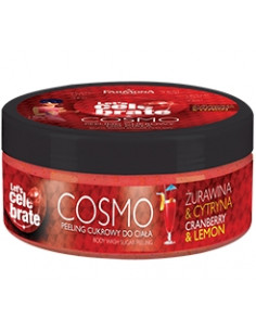 Farmona Let's Celebrate Cosmopolitan Sugar scrub corp x 320ml