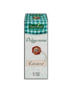 PlantExtrakt Polygemma 18 (colesterol) x 50 ml