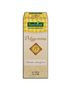 PlantExtrakt Polygemma 15 (intestin- detoxifiere) x 50 ml