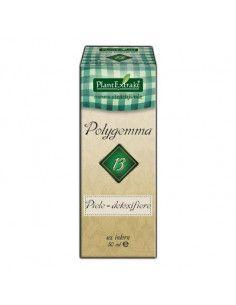 PlantExtrakt Polygemma 13 ( piele-detoxifiere) x 50 ml