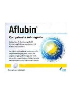Aflubin x 12 comprimate sublinguale