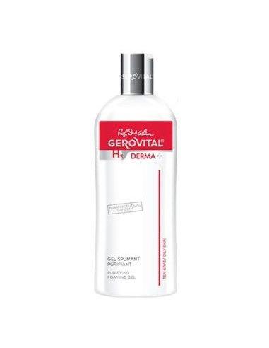 Gerovital H3 Derma+ Gel spumant purifiant 200ml