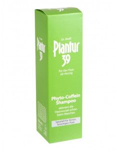Plantur 39 Sampon cu Cafeina Par Fin  x 250ml