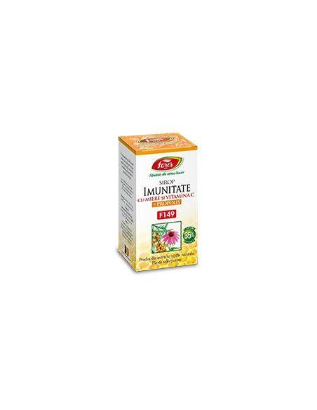 FARES Sirop Imunitate cu propolis F149 x 100 ml
