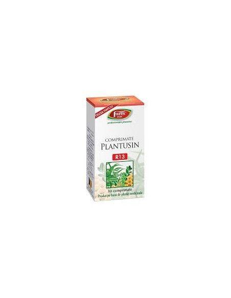 FARES Plantusin R13 x 30 comprimate masticabile