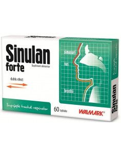 Sinulan Forte x 60 de tablete Walmark