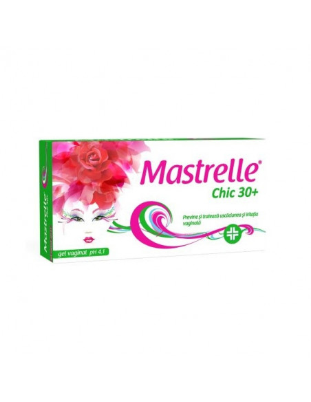 Mastrelle Chic 30+ gel vaginal x 25 de grame