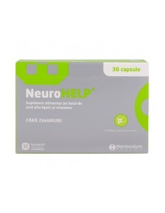NeuroHelp x 30 de capsule