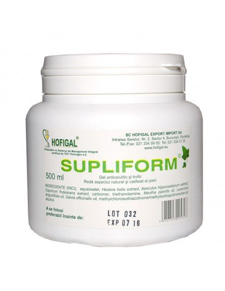 Supliform x 500 ml gel (Hofigal)