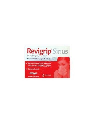 Revigrip Sinus x 20 de comprimate filmate