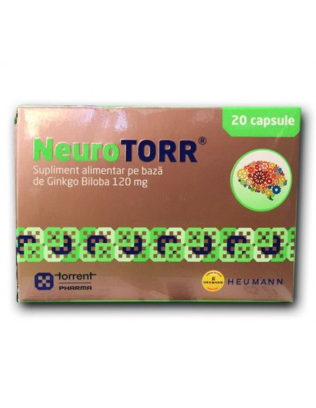 NeuroTorr x 20 de capsule