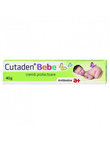Cutaden Bebe crema protectoare x 40 de grame