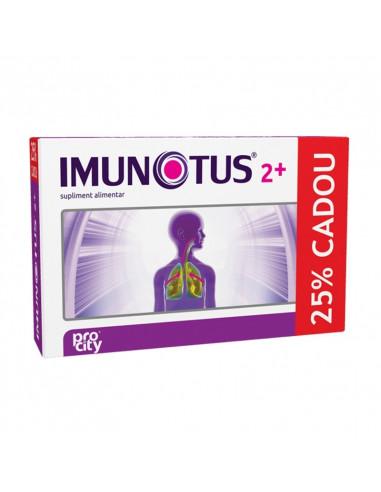 Imunotus 2+ 20 plicuri