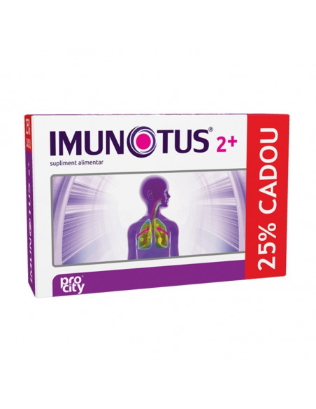 Imunotus 2+ 10 plicuri
