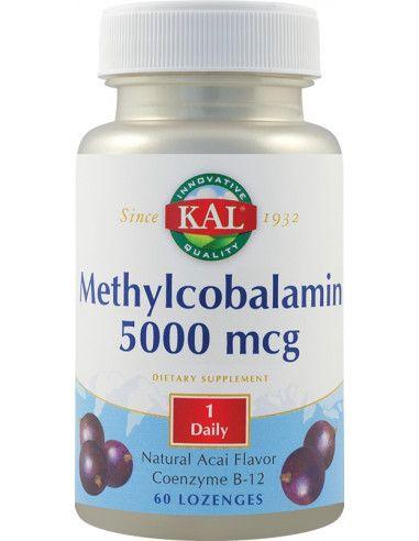 Methylcobalamin 500 mcg x 60 de comprimate pentru supt