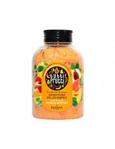 Farmona Tutti Frutti Piersici si Mango Sare de baie x 600 de grame