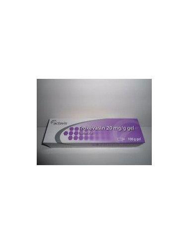 Troxevasin 20 mg/g gel x 100 g