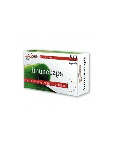 Imunocaps x 50 de cpasule (FarmaClass)