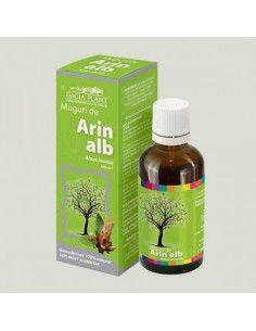 Dacia Plant Arin alb muguri gemoderivat x 50 ml