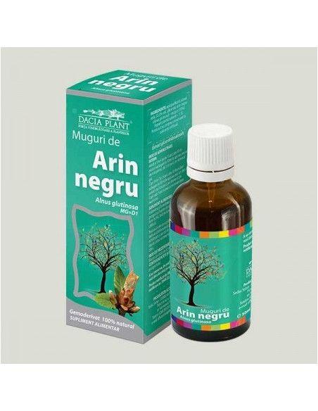 Dacia Plant Arin negru muguri gemoderivat x 50 ml