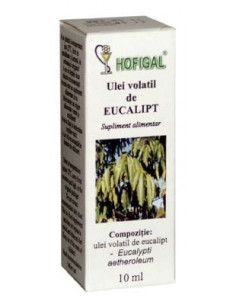 Hofigal Ulei Volatil de Eucalipt x 10 ml