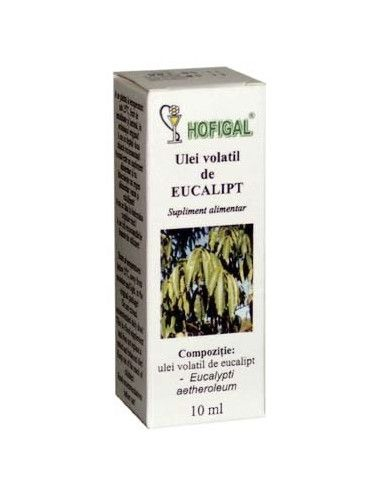 Ulei Volatil de Eucalipt x 10 ml