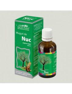 Dacia Plant Nuc muguri gemoderivat x 50 ml