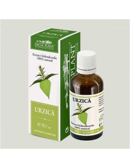 Dacia Plant Urzica tinctura x 50 ml