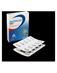 Mucosolvan Max 75mg x 20 de capsule cu eliberare prelungita