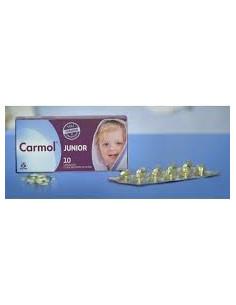 Carmol Junior x 10 capsule moi