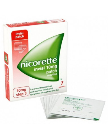 Nicorette Patch 10mg/16h x 7 plasturi