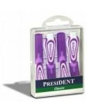 President Periute interdentare clasic roz XXS x 4bc