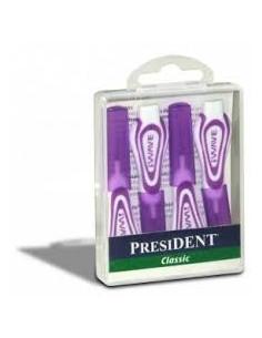 President Periute interdentare classic violet S x 4bc