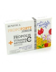 Benefica PropoForte Junior x 15 comprimate de supt