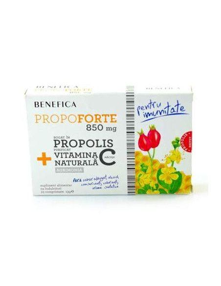 Benefica PropoForte 850 mg x 10 comprimate de supt