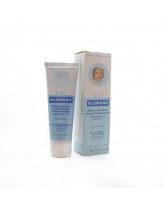Klorane Bebe crema protectoare impotriva eritemului fesier 75 ml
