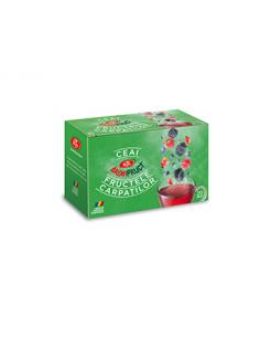 Fares Aromfruct ceai fructele carpatilor x 20 de plicuri