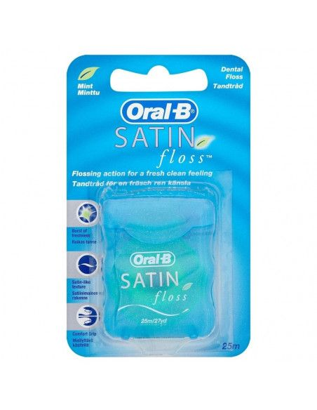 Oral B Satin floss x 25 m