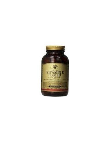 Solgar Vitamina E 671 mg ( 1000 UI) x 50 de capsule moi