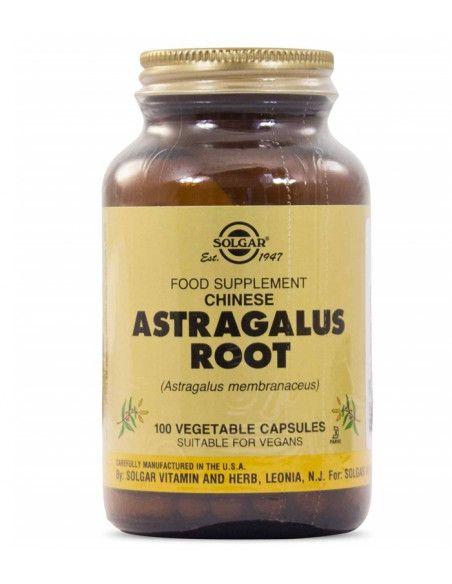 Solgar Astragalus x 100 de capsule vegetale