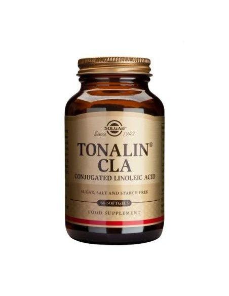 Solgar Tonalin Cla 1300 mg x 60 de capsule moi