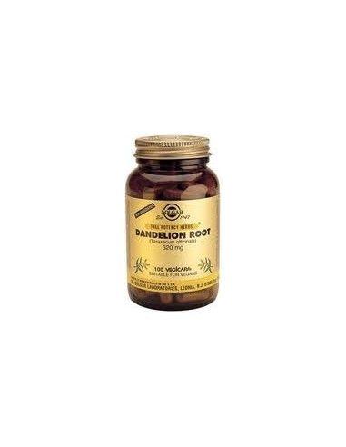 Solgar Dandelion (Papadie radacina) x 100 de capsule vegetale