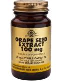 Solgar Extract de seminte de struguri 100 mg x 30 de capsule vegetale
