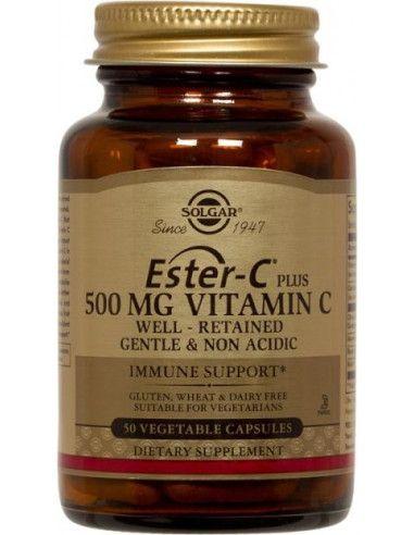 Solgar Ester C Plus Vitamina C 1000 mg x 30 de tablete