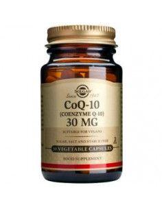 Solgar Coenzima Q10 30 mg x 30 de capsule vegetale