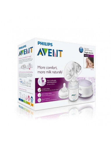 Natural Pompă Electronică pentru sân