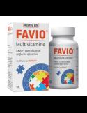Favio Multivitamine x 60 de tablete